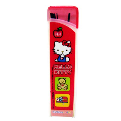 Hello Kitty Pencil Lead 0.5mm- Red
