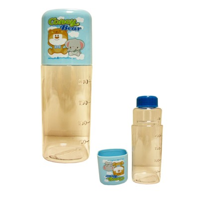 Cute Portable Water Bottle (250ml) - Boy