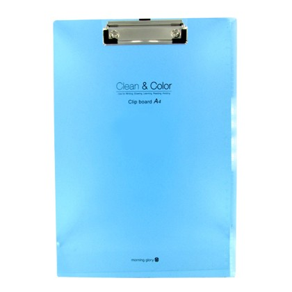 Clean & Color Clipboard - Blue