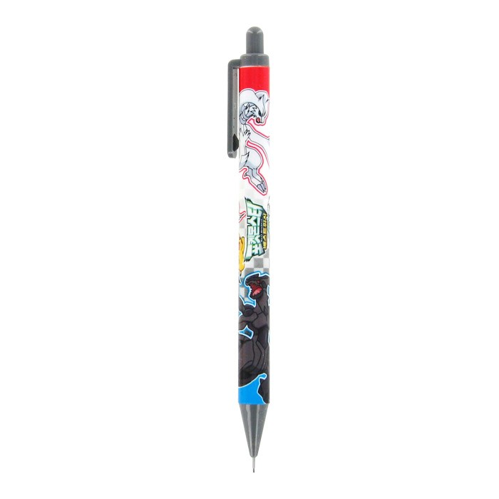 Pocket Monster Best Wishes Mechanical Pencil 0.5mm - Black & White