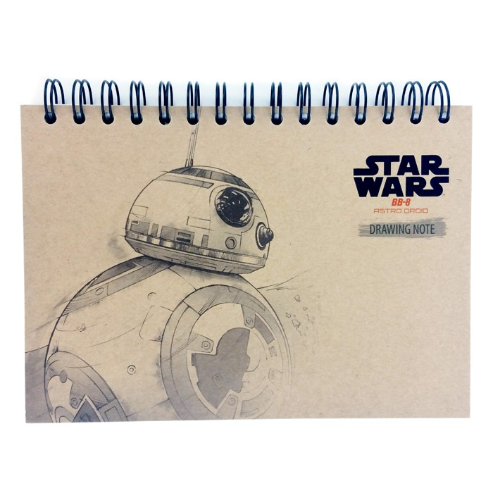 Star Wars - Drawing Notebook
