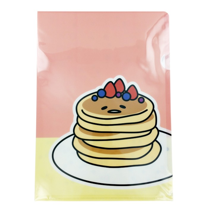 Gudetama- Single File Folder - Pancake