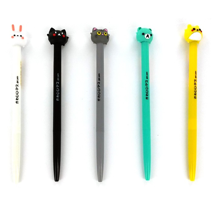 Cute Animal Click Pen