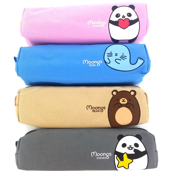 Moongs Character Pencil Pouch