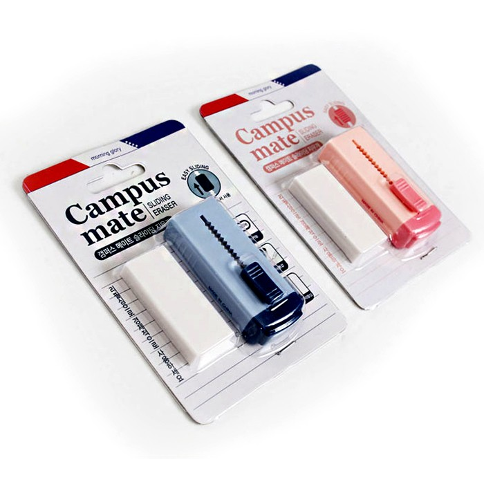 Campus Mate Sliding Eraser and Refill