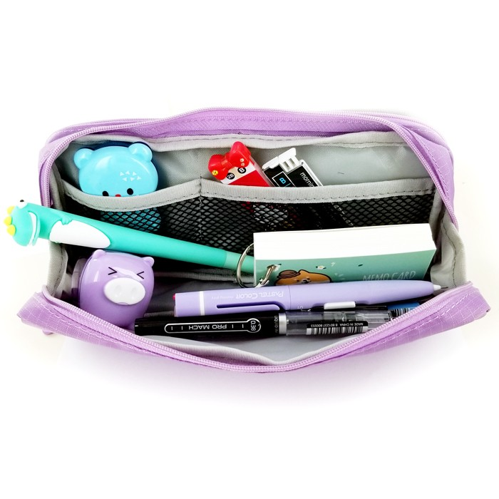 MG Multi-functional Fabric Pencil Pouch