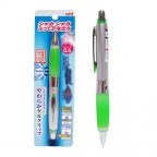 Shake Uni Alpha-Gel Mechanical Pencil - Green