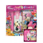 Minnie Mouse Gift Set - Pink