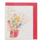 Somssi Greeting Card - 4