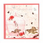 Love Greeting Card - Squirrels