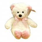 "Good Time Sweety Bear 15"" - White"