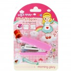 Cute Mini Stapler No.10 - Pink