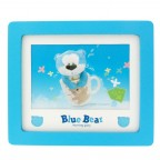 Blue Bear Photo Frame