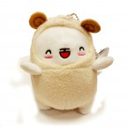 Moongs - Small Size Plush Doll - Ivory Lamb 5""