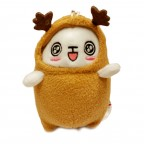 Moongs - Small Size Plush Doll - Beige Deer