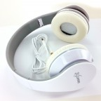 Smart Fit Head Phones - White