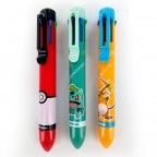 Pokemon 8 Multicolor Pen v2