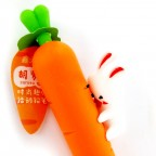 Carrot and Rabbit Mechanical Pencil 0.5mm
