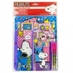 Peanuts Snoopy 11-Piece Gift Set