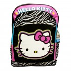 Hello Kitty Backpack - Zebra Design