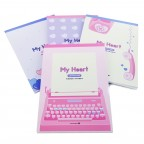 My Heart Letter Pad