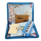 Photo Zipper File Case - Town