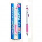 Uni Alpha-gel Skinny Mechanical Pencil - Pink