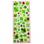 4-Leaf Clover Stickers
