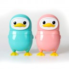 Penguin Standing Pencil Sharpener and Eraser