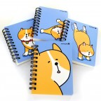 Cute Dog Notepad