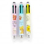 Rilakkuma Cute 4 Color Multipen & Touchball v3